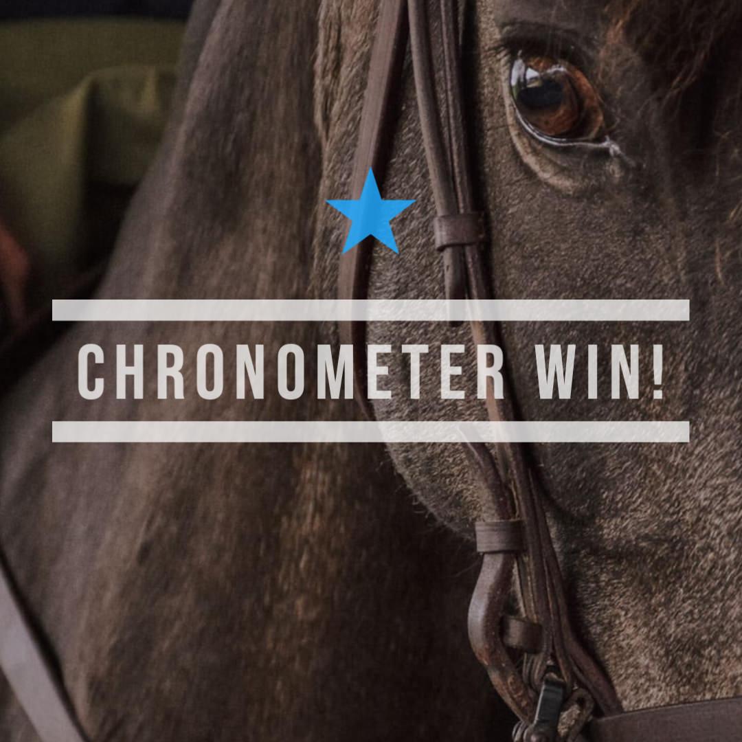 クロノメーター(ゴールドシップ産駒)が直線悠々と抜け出し初勝利