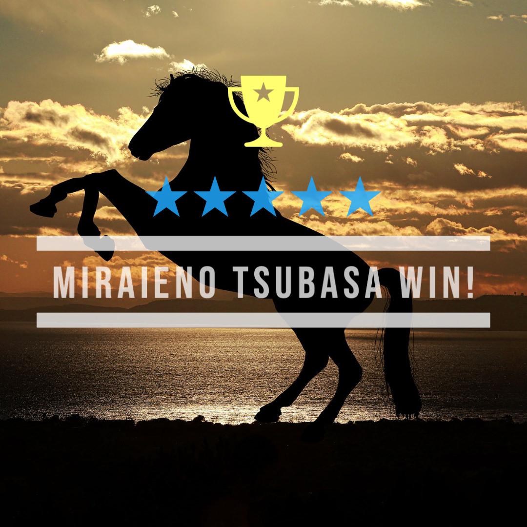 ミライヘノツバサがダイヤモンドステークス(GIII)を優勝。父ドリームジャーニーに、悲願の重賞初タイトルを届ける