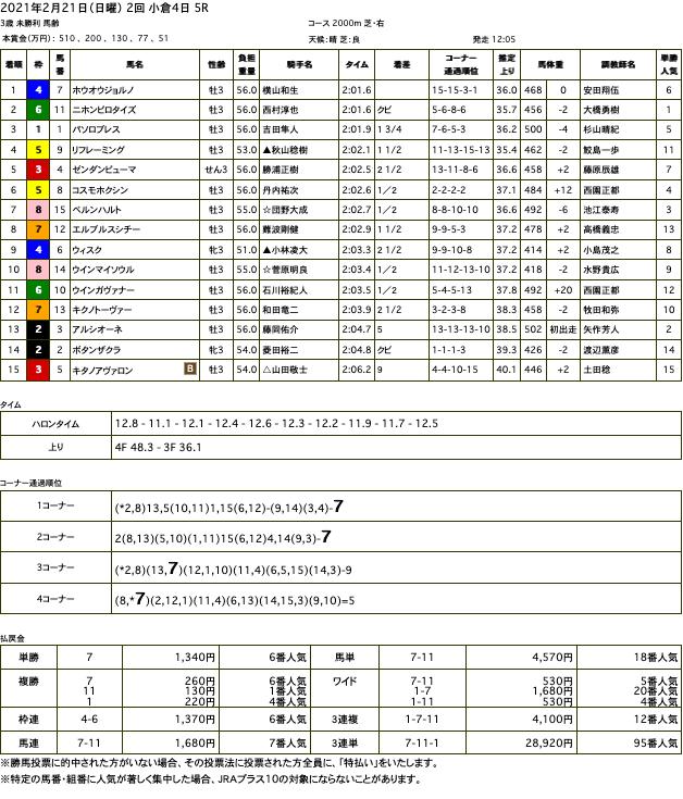 ホウオウジョルノ(ゴールドシップ産駒)が、どっちの父譲り(?)の大外ひとまくりで初勝利