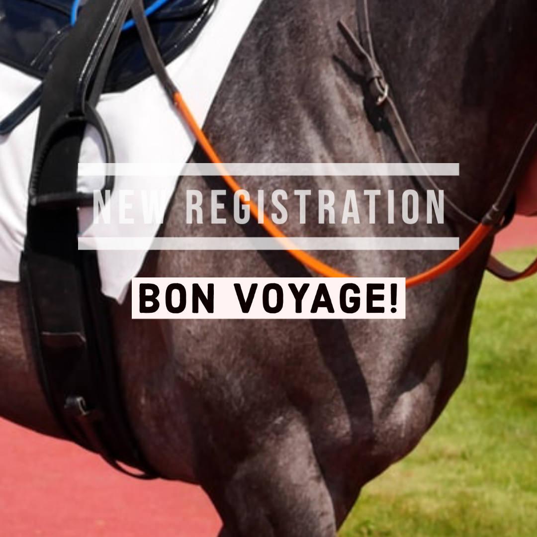 ジュレップグラス(ゴールドシップ産駒)が新規馬名登録